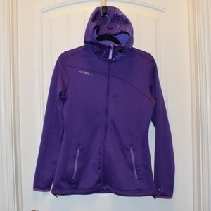 O'Neill Softshell Ladies Jacket Purple Size Medium
